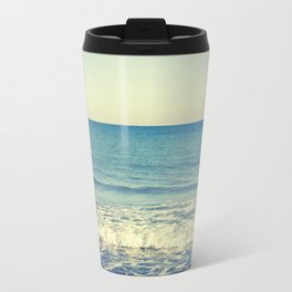 in the arms of the Ocean Travel Mug