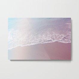 Unicorn Beach Metal Print