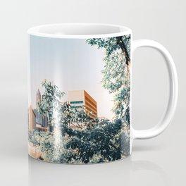 Minneapolis Minnesota Skyline and Architecture Coffee Mug