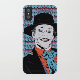 You Can Call Me...Joker! iPhone Case