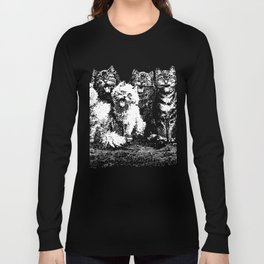 The Pack at Night Long Sleeve T-shirt