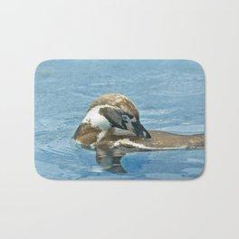 Humboldt penguin (Spheniscus humboldti) Bath Mat