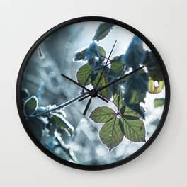 Freezing over Wall Clock