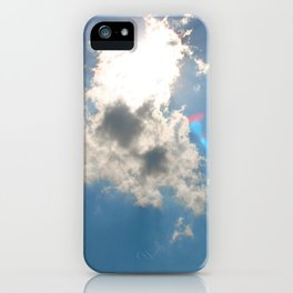In a Flash iPhone Case