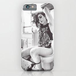 Stripper Cunt - Full Image iPhone Case