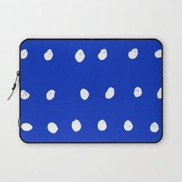 Dots - Royal Blue Laptop Sleeve