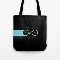 Light Bicycles Tote Bag