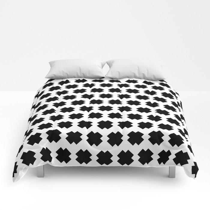 Cross-Stitch Pattern Comforters