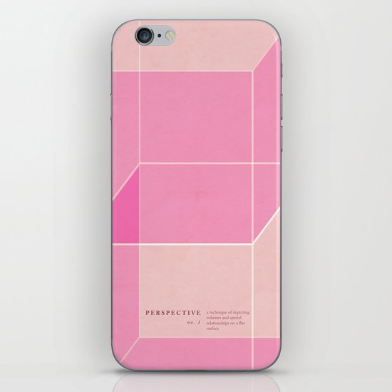 Perspective no. 1 iPhone & iPod Skin