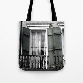 NOLA Shutters Tote Bag