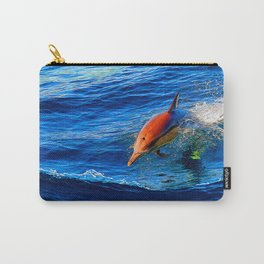 Racing The Boat Carry-All Pouch