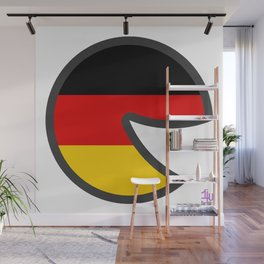 Germany Smile Wall Mural
