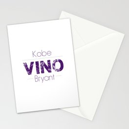 VINO (Purple) Stationery Cards