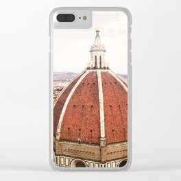 Duomo - Hazy Clear iPhone Case