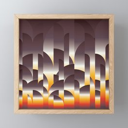 RONGRONG Framed Mini Art Print