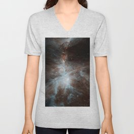 the cradle of orion | space 009 Unisex V-Neck