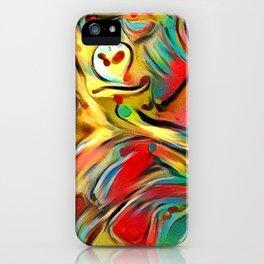 Harambe Art iPhone Case