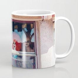 Wig Out Coffee Mug
