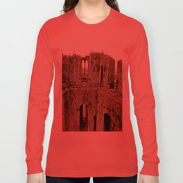 Castle Walls Long Sleeve T-shirt