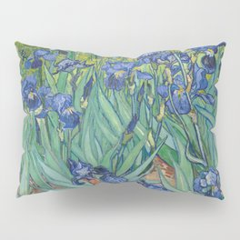 Irises by Vincent van Gogh Pillow Sham