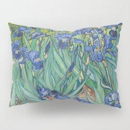Irises by Vincent van Gogh Pillow Sham