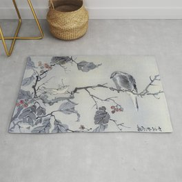 Bird And Frog - Digital Remastered Edition Rug