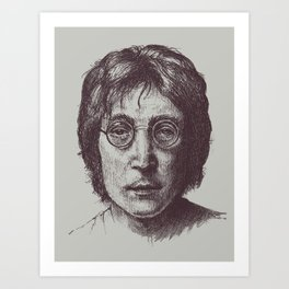 Wanted: Real Musician Art Print