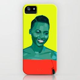 Actual Icon iPhone Case