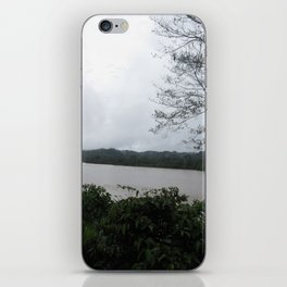 Ecuador River iPhone Skin
