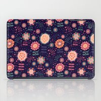 flora iPad Cases featuring Flora by Valendji