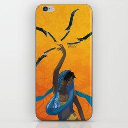 Sword Dancer iPhone Skin