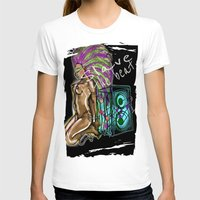 hip hop T-shirts featuring Hip Hop Music beat by Just Bailey Designs .com