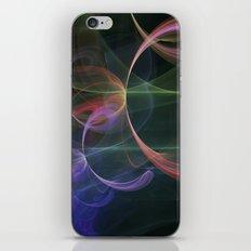 Futuristic Background iPhone & iPod Skin