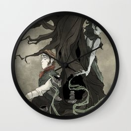 Elves Wall Clock