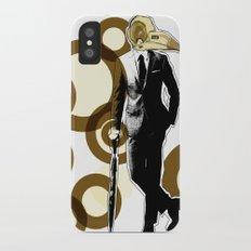Gentlemen, We got a dead one here.. Slim Case iPhone X