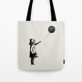 Let go the dark side Tote Bag