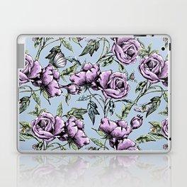 Summer Rose Garden Laptop & iPad Skin
