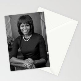 Michelle Obama Official Portrait - 2013 Stationery Cards