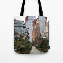 Nature Call Tote Bag