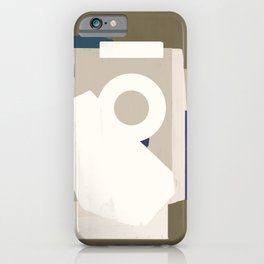 Branded Abstract 8 iPhone Case