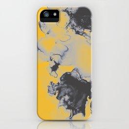 Lellow iPhone Case