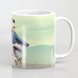 Food Chain Coffee Mug