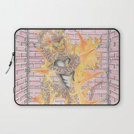 In the Jade Emperor's Furnace Laptop Sleeve