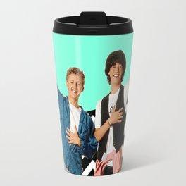 Bill and Ted Travel Mug