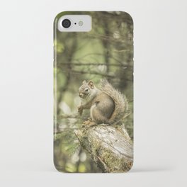 Who You Calling Squirrelly? iPhone Case