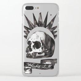 Life is Strange - Chloe's Shirt Clear iPhone Case