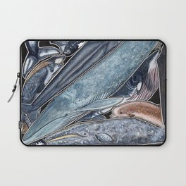 Whales Laptop Sleeve