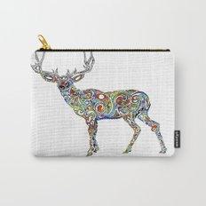 Third Eye Deer Carry-All Pouch