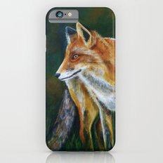 Red Fox iPhone 6s Slim Case