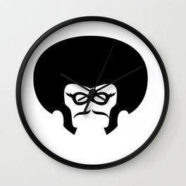 blackpower! Wall Clock